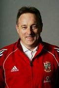 Eddie O'Sullivan - 2009 Lions Coach