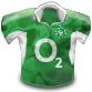 O2 Irish Rugby Jersey
