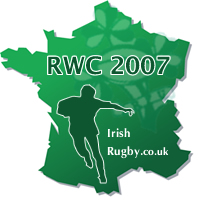 Irish Rugby - Road to the world cup