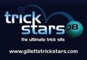 Gillette Trick Stars
