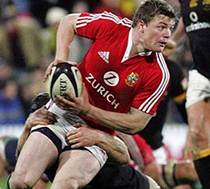 odriscoll_lions_captain